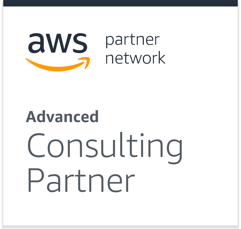 AWS partner network Advanced Consulting Partner logo