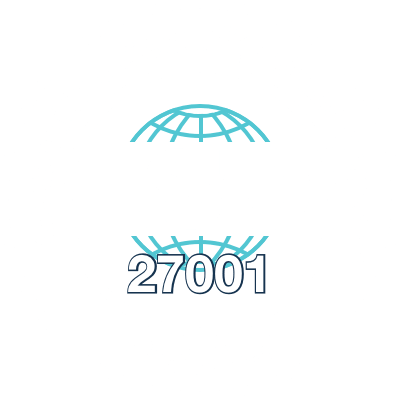 ISO 27001 Information Security Management Certified