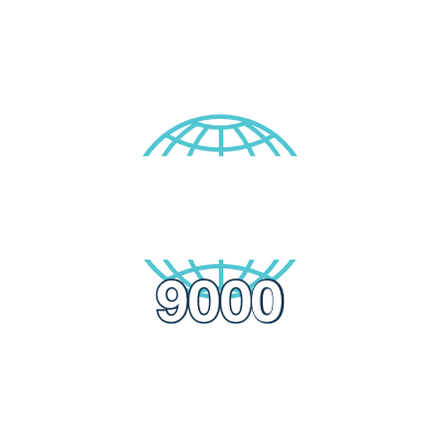 ISO 9000 Quality Management and Assurance Certified